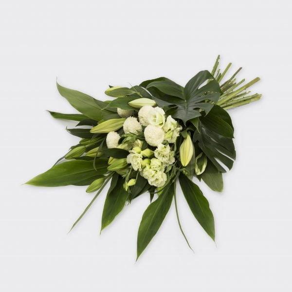 Classic White Bouquet. The Petal Provedore. Melbourne.