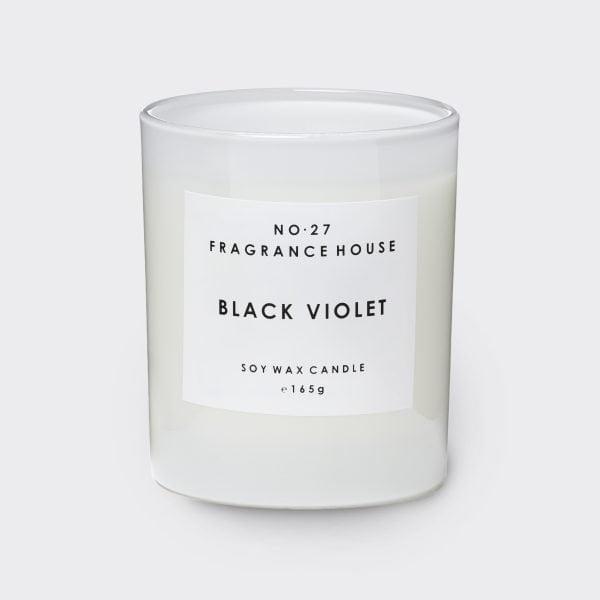 No 27 Fragrance House Black Violet