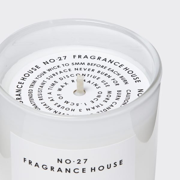 No 27 Fragrance House Wick