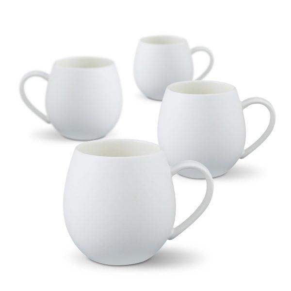 Hug Me Mug White