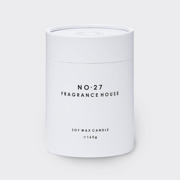 No 27 Fragrance House Soy Candle