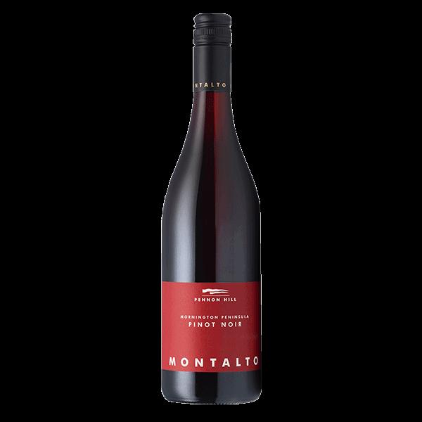 Montalto Pinot Noir. The Petal Proveodre. Melbourne.