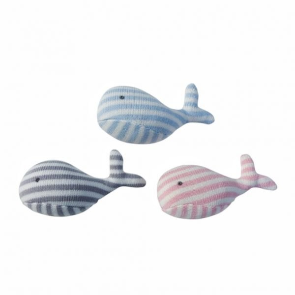 Emotion and Kids Whale Squeakers for Hey Baby Gift Hamper The Petal Provedore Melbourne
