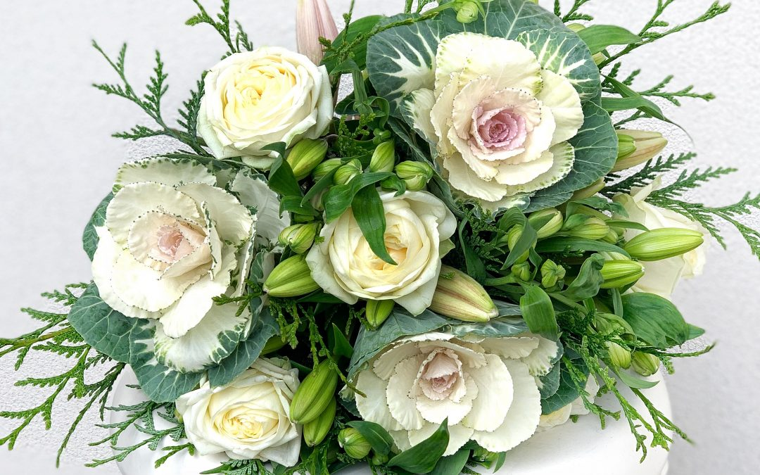 Ornamental Kale Bouquet