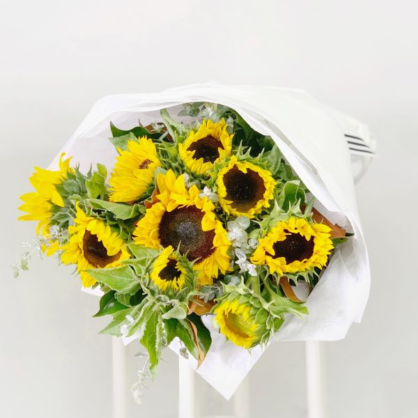 Sunflowers By The Bunch. The Petal Provedore. Melbourne