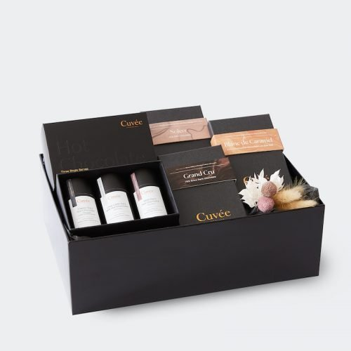 Chocolate Lovers Gift Hamper. The Petal Provedore. Melbourne.