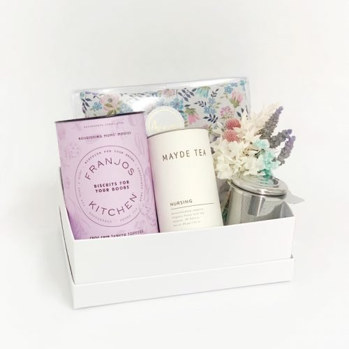 New Mum Care Package Gift Hamper. The Petal Provedore. Melbourne.
